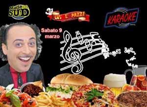 Taverna COS E PAZZ Licola sabato 9 Marzo Lello Musella show