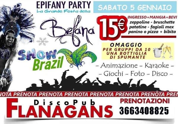 FLANAGANS Discopub Aversa