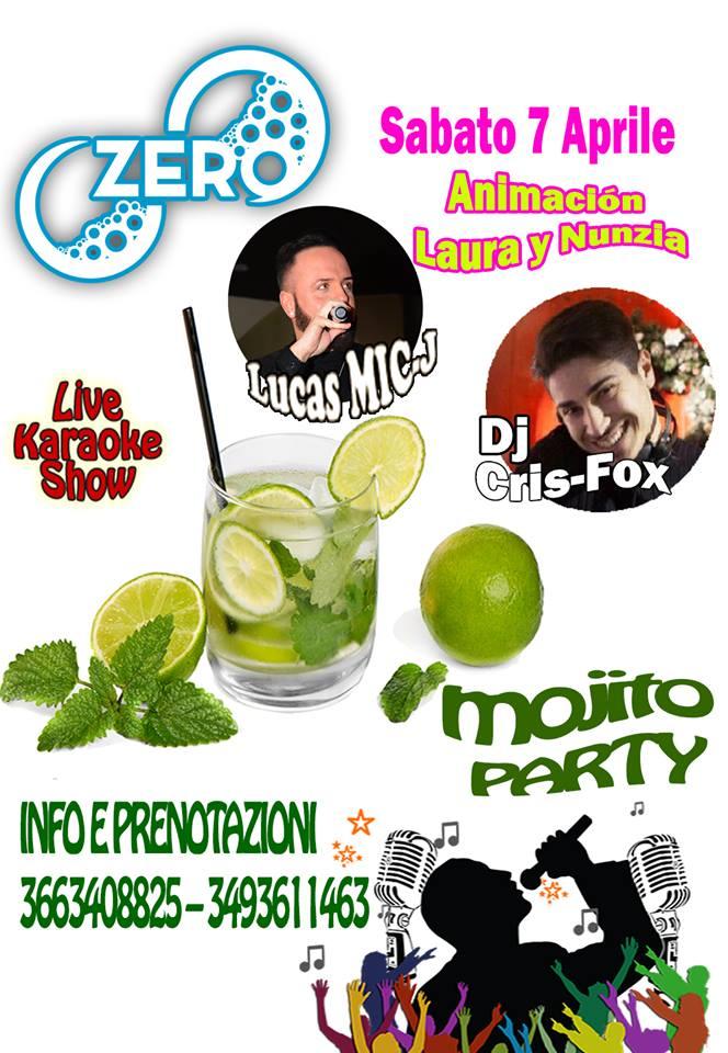ZERO Madras Discopub Pozzuoli, sabato 7 aprile Karaoke e Party a tema