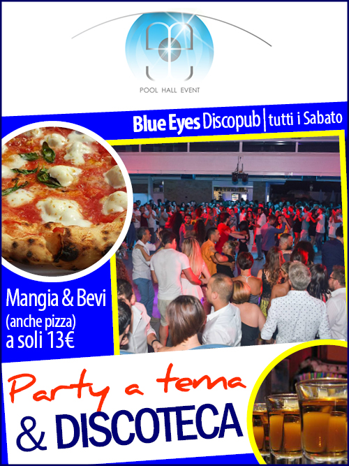 BLUE EYES Discopub Sant'Anastasia