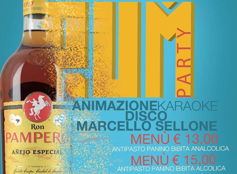 JAMAICA happy pub Brusciano, sabato 14 luglio Karaoke e Rum Party