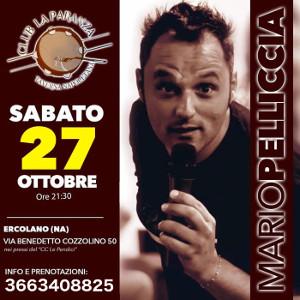 Taverna La Paranza Ercolano, sabato 27 ottobre Tammurriata Show