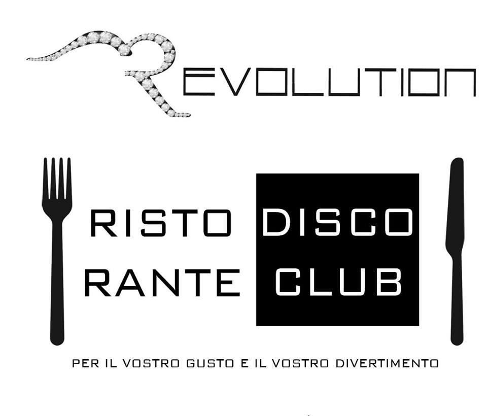 REVOLUTION Discopub Pagani