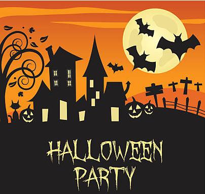 Halloween Party al BLACK & WHITE di Pozzuoli