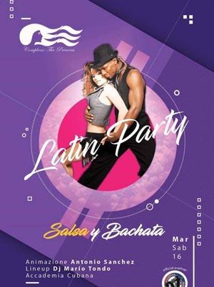 PRINCESS Discopub San Sebastiano al Vesuvio Sabato 16 Marzo Party Latino